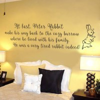 15 Collection of Peter Rabbit Wall Art
