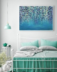 2018 Popular Coastal Wall Art Canvas