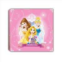 The Best Princess Canvas Wall Art