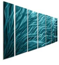 20 Photos Large Abstract Metal Wall Art