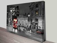 2018 Popular London Scene Wall Art