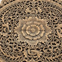 25 Best Collection of Wood Carved Wall Art Panels