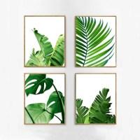 The Best Palm Leaf Wall Art