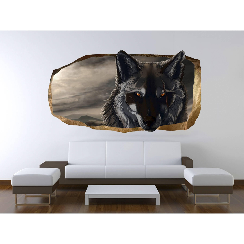 Best 20 Of Wolf 3d Wall Art