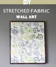 Best 20+ of Stretched Fabric Wall Art