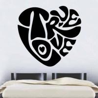 2018 Latest Love Wall Art