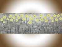 Best 20+ of Gray And Yellow Wall Art