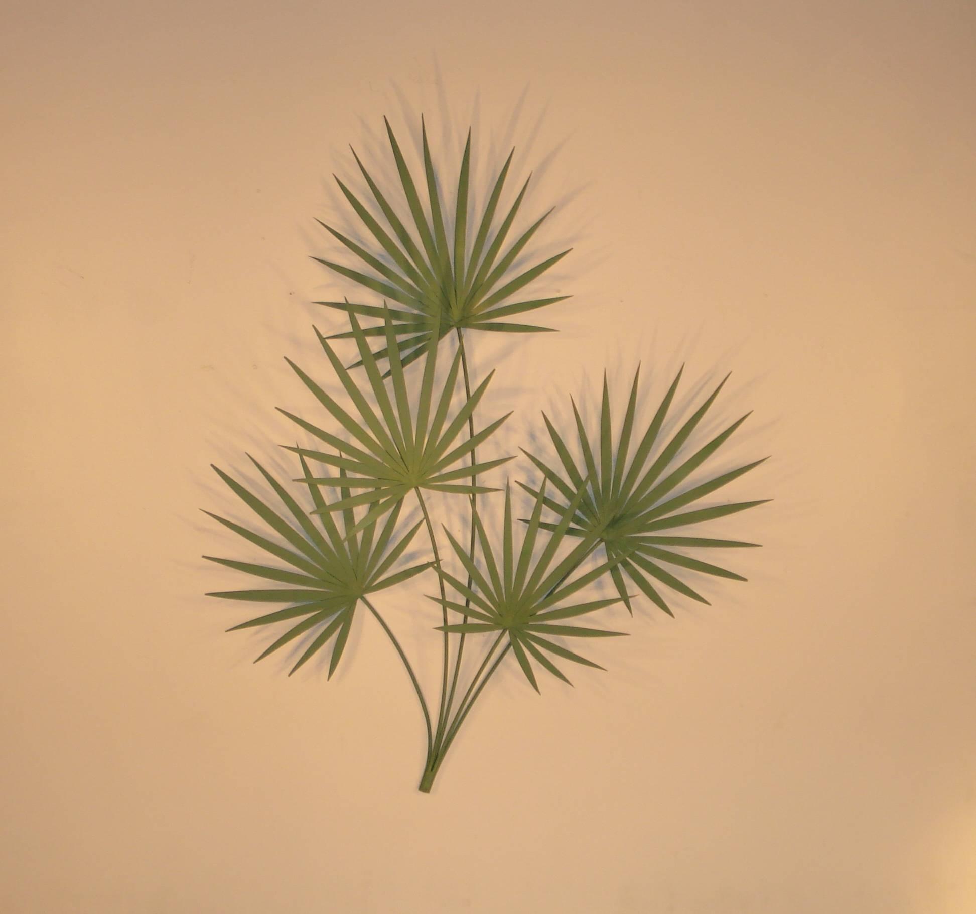 2018 Best of Palm Leaf Wall Decor