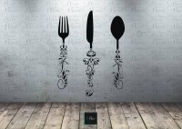 20 The Best Large Utensil Wall Art