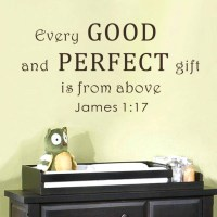 25 Collection of Nursery Bible Verses Wall Decals