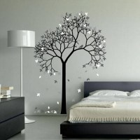20 Ideas of Painted Trees Wall Art