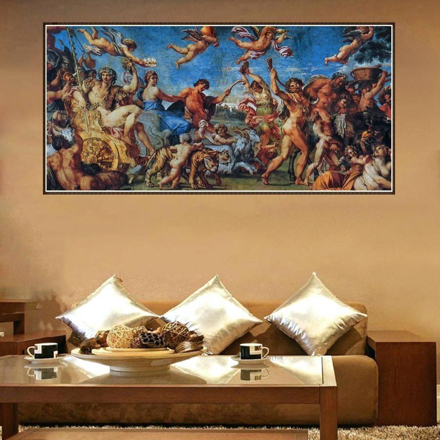 2018 Popular Greek Wall Art
