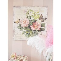 30 Ideas of Shabby Chic Wall Art