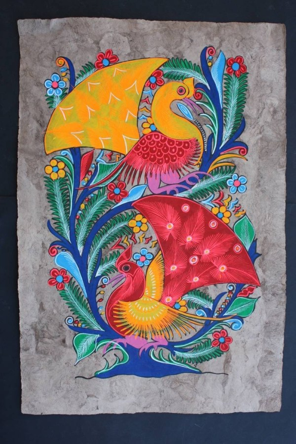 Mexican Wall Art Paintings