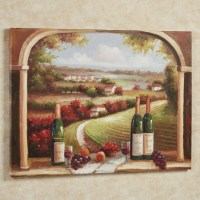 2018 Popular Wine Theme Wall Art