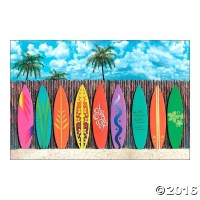 2018 Popular Decorative Surfboard Wall Art