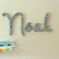 20 Collection of Personalized Baby Wall Art