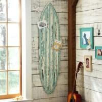 2018 Popular Decorative Surfboard Wall Art