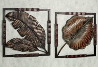 20 Best Collection of 3D Metal Wall Art Sculptures