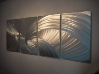 20 Collection of Contemporary Large Metal Wall Art