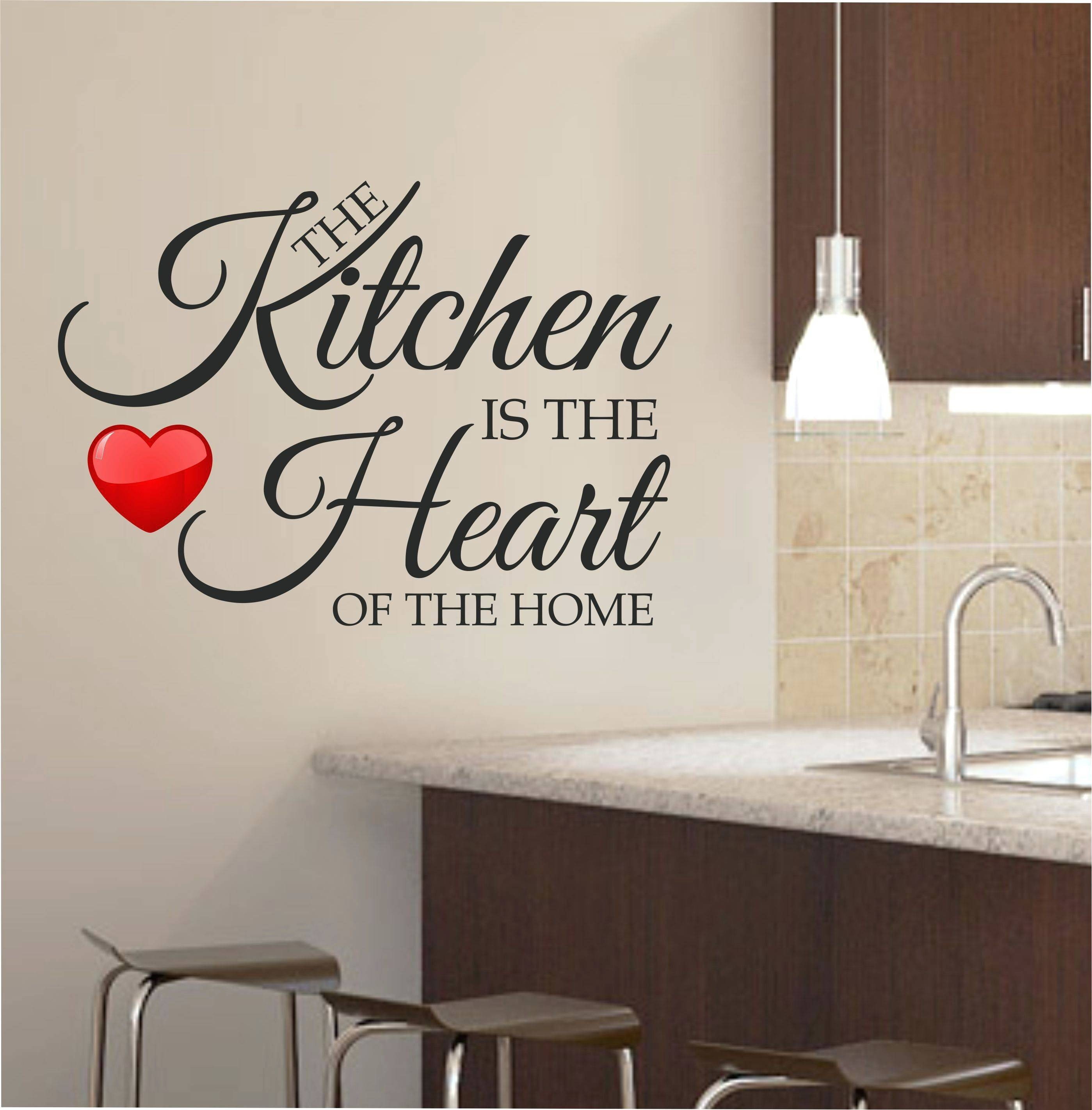 20 Best Collection of Kitchen Metal Wall Art
