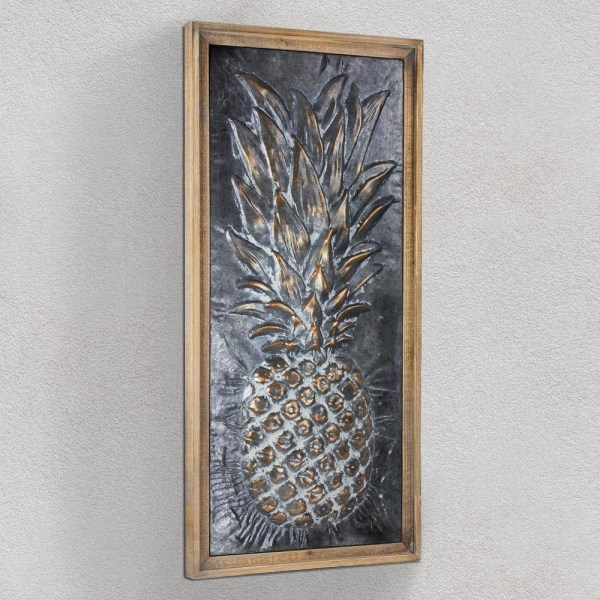 Of Metal Wall Art With Crystals