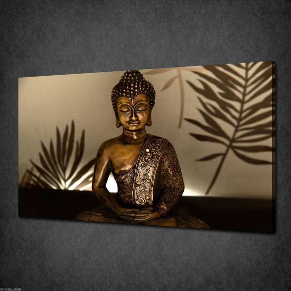 Buddha Canvas Wall Art