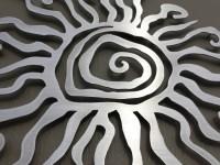 The Best Sun Metal Wall Art