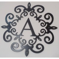 Metal Wall Decor Letters - talentneeds.com