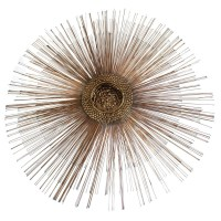 20 Best Collection of Sunburst Metal Wall Art