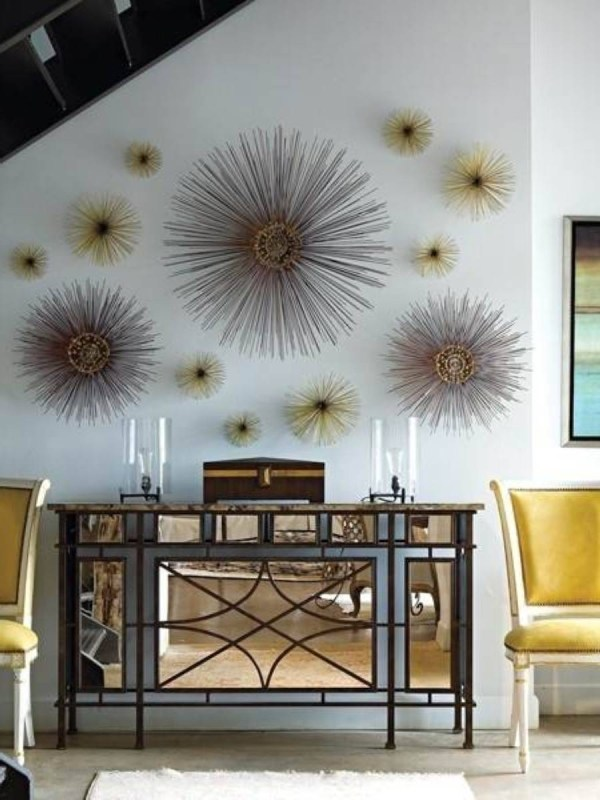 Metal Wall Art Living Room