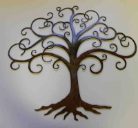 Top 20 of Metal Wall Art For Outside