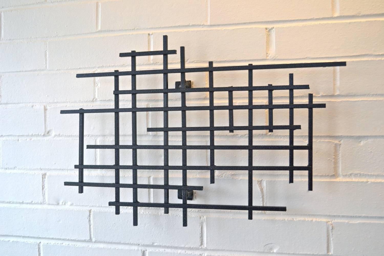 20 Photos Modern Metal Wall Art