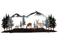 Showing Photos of Elk Metal Wall Art (View 16 of 20 Photos)