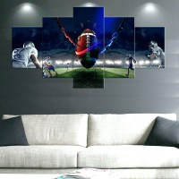 Top 20 of Sports Metal Wall Art