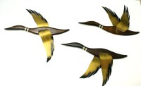 20 Photos Metal Wall Art Birds In Flight