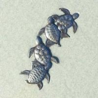 20 Ideas of Sea Turtle Metal Wall Art