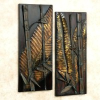 20 Inspirations of Outdoor Metal Wall Art Panels
