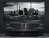 20 Best Collection of New York Map Wall Art