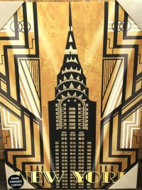 20 Best Ideas of New York Metal Wall Art