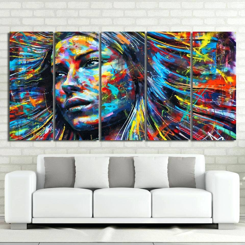 view gallery of colorful metal wall art showing of photos