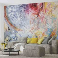 Top 20 of Abstract Art Wall Murals