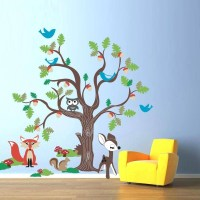Best 20+ of Woodland Animal Wall Art