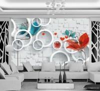Top 20 of Abstract Art Wall Murals