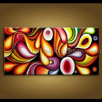The Best Modern Abstract Huge Oil Painting Wall Art