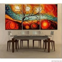 2018 Best of Abstract Wall Art For Bedroom