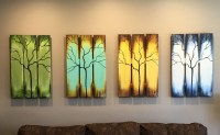 Best 20+ of Abstract Nature Wall Art