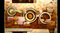 20 The Best India Abstract Metal Wall Art
