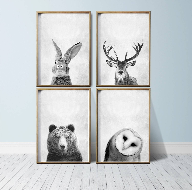 20 Best Ideas of Farm Animal Wall Art