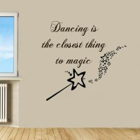 15 Best Collection of Dance Quotes Canvas Wall Art